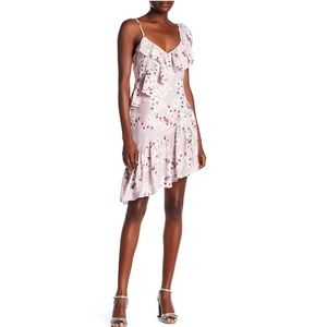 Parker Ruffle Detailed Dress (Size: Small)